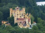 Castillo Hohenschwangau, hermano mayor Neuschwanstein