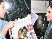 Organizaciones sociales protestaron contra Yoani Sánchez video]