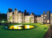 mejores hoteles castillo Irlanda