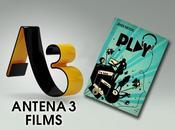 Play, Javier Ruescas será llevada gran pantalla Antena Films