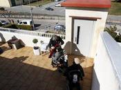 discapacitadas Teruel intentan frenar demolición elevador para acceder casa