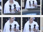 """Demi Lovato, filmando nuevo video """"Heart Attack"""""""