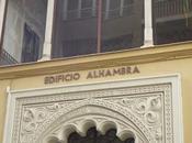 Barcelona ,edificio alhambra...3-03-2013...