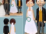 personalidad boda madera