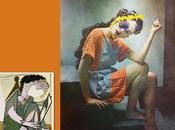 Fotografía moda inspirada obra Picasso