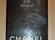 Vernis Chanel. Péridot
