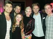 ¡Miley Cyrus cumpleaños hermana Noah!