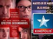 """CONCURSO: apetece asistir preestreno """"Efectos secundarios"""" Marzo Madrid?"""