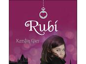 Reseña: Rubí (Kerstin Gier)