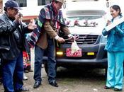 Huaura: PRESIDENTE GORE LIMA ENTREGA AMBULANCIA DISTRITO PACCHO…