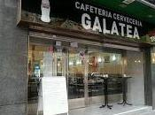 Restaurante Galatea, platos combinados hamburguesas barrio Salamanca
