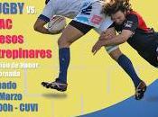 Jornada rugby, días marzo