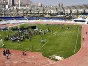 Presidente piñera inauguró estadio regional antofagasta