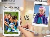 razones Sasmsung Galaxy Note mejor iPad mini