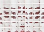 Mosaicos cine: polaroids Maurizio Galimberti