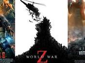 carteles semana ('Oblivion', 'Guerra Mundial Z'...)