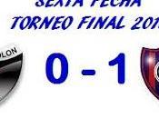 Colón:0 Lorenzo:3 (Fecha