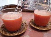 Smoothie Fresa Naranja