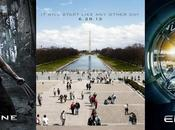 pósters ('Ender´s Game', 'Pacific Rim', 'White House Down'...)