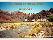 Encuentro mochileros viajeros Uspallata Mendoza