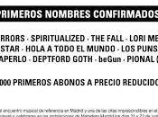 Música 2013: Lori Meyers, Horrors, Hola todo mundo, Spiritualized, Fall, Punsetes...