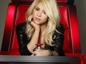 Shakira revela vida secreta programa Voice