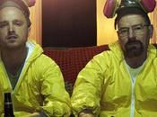Arrestado 'Breaking Bad' robarle Bryan Cranston guión serie