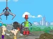Alerta Agentes, juego online gratuito Phineas Ferb