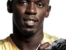 Usain Bolt Nuevo Rostro Samsung NX300
