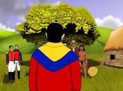 Anuncio chavista lleva Hugo Chávez cielo