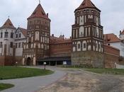 castillos Nesvizh, tesoros Bielorrusia