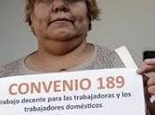 Marzo: Internacional Trabajadoras Servicio Doméstico.