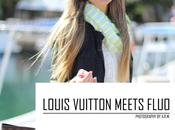 Louis vuitton meets fluo