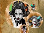 Ilustraciones moda zodiaco Mustafa Soydan