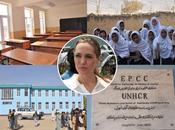 Angelina Jolie abrió escuela Afganistán