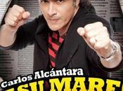 Mare: Carlos Alcántara junto madre divertida sesión fotos