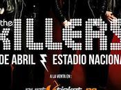Espectativas para Killers Estadio Nacional