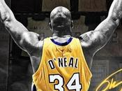 Lakers retiran camiseta Shaq O'neal error