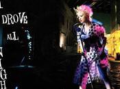 Orbison Cindy Lauper Drove Night
