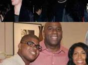 """Magic"" Johnson total apoyo hijo homosexual"