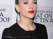 Scarlett Johansson limpia rostro vinagre