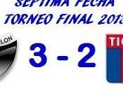 Colón:3 Tigre:2 (Fecha