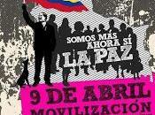 ¡¡¡Somos más: ahora paz!!!