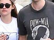 Kristen Stewart Robert Pattinson paseo tomados manos