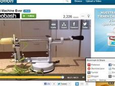 Ahora pueden publicar vídeos Dailymotion pizarras Pinterest
