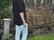 Cómo combinar pantalón verde