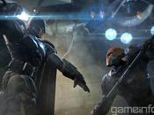 primeras imágenes batman: Arkham Origins