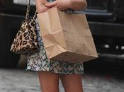 Alexa Chung vestido Kate Moss para Topshop