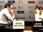 Boris Gelfan vence Levon Aronian Final Magistral León 2010
