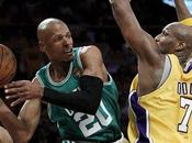 FINALS (GAME Boston Celtics (0-1) Ángeles Lakers (1-0)